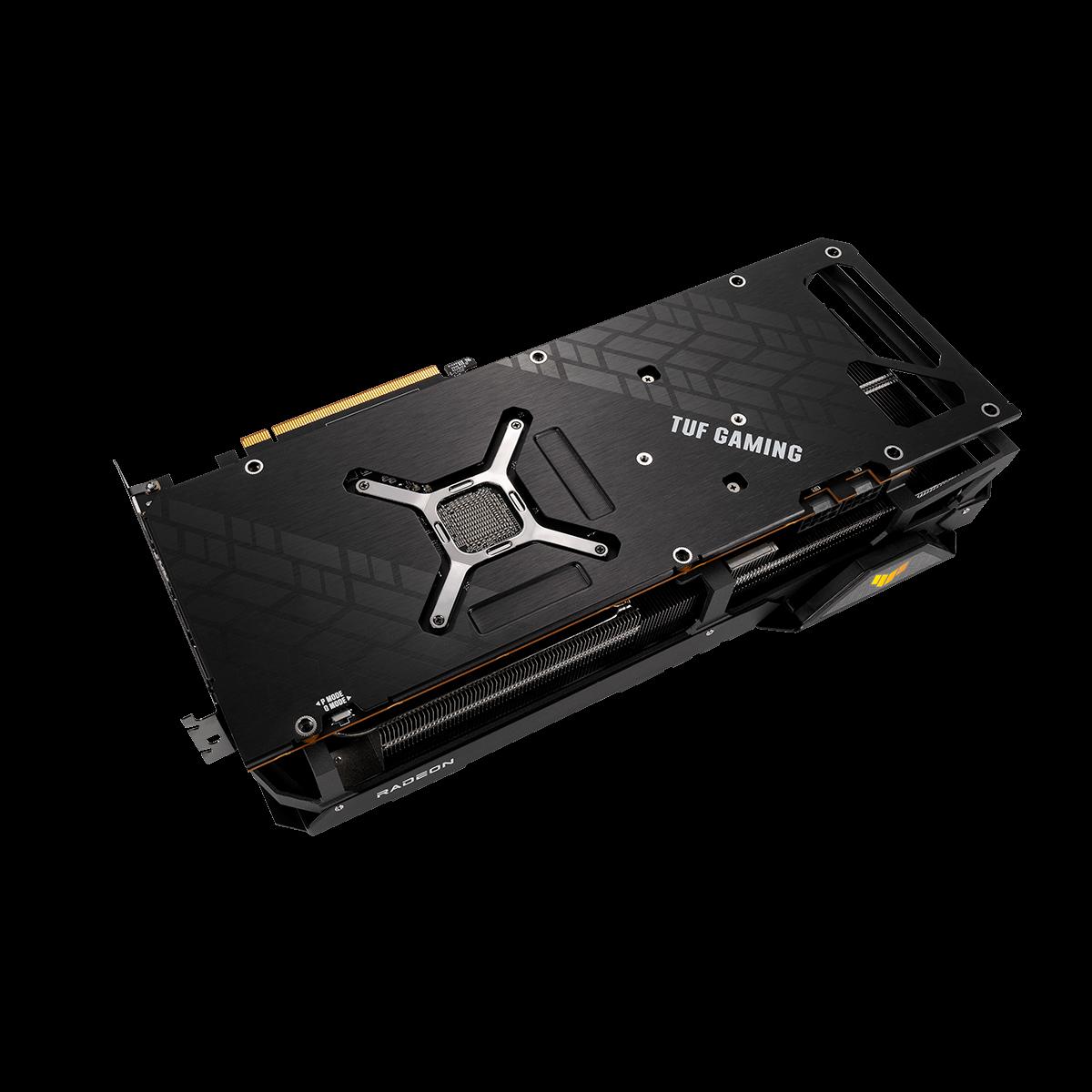 Placa de Vídeo Asus TUF Gaming Radeon RX 6700 XT OC, 12GB, GDDR6, 192bit, TUF-RX6700XT-O12G-GAMING