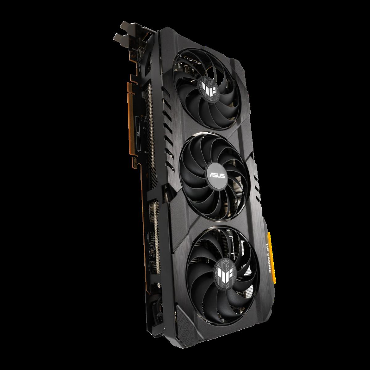 Placa de Vídeo Asus TUF Gaming Radeon RX 6800 XT, 16GB, GDDR6, 256bit, TUF-RX6800XT-O16G-GAMING