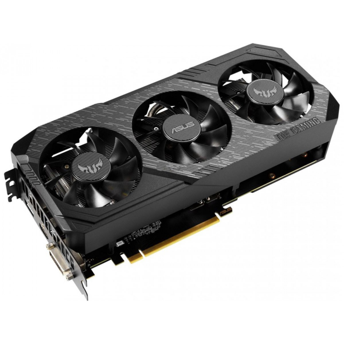 Placa de Vídeo Asus GeForce TUF3 GTX 1660 OC, 6GB GDDR5, 192Bit, TUF3-GTX1660-O6G-GAMING