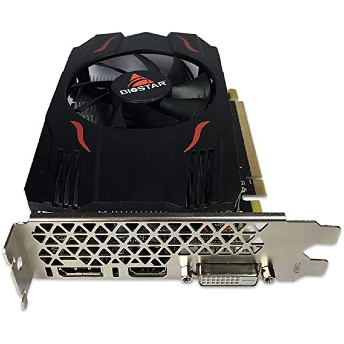 Placa de Video Biostar, Radeon, RX 550, 4GB, GDDR5, 128 Bit, VA5515RF41-TBMRA-BS2