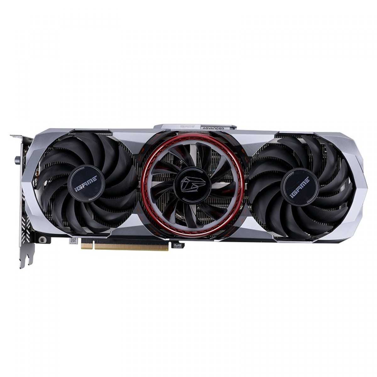 Placa de Vídeo Colorful, GeForce, iGame RTX 3060 Advanced OC-V, 12GB, GDDR6, 192Bit, 212326117808