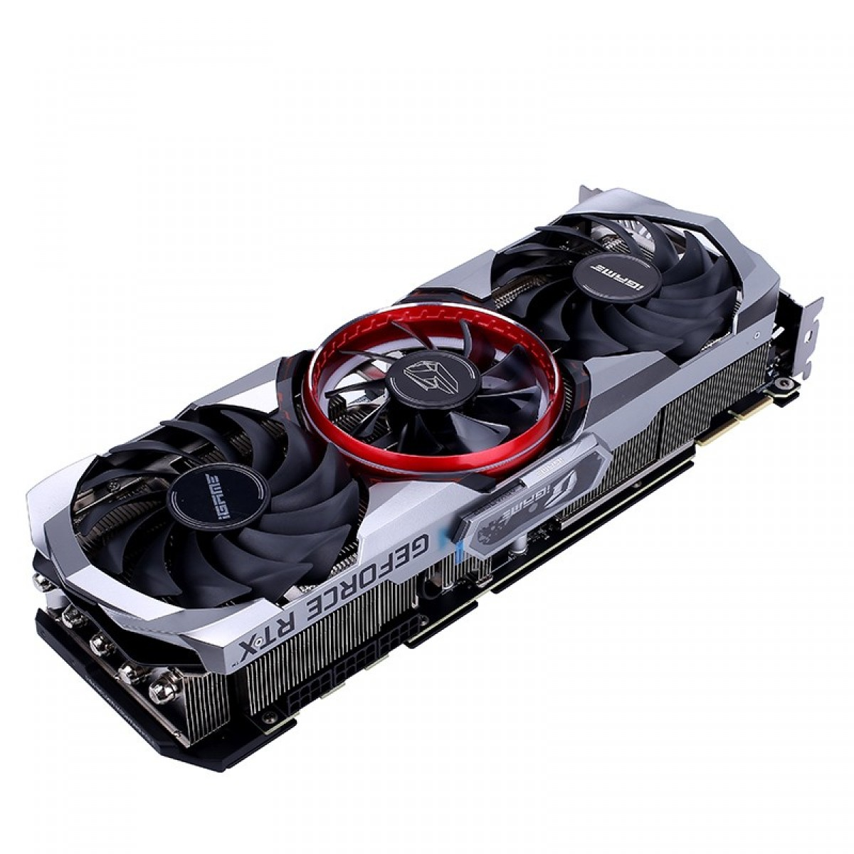 Placa de Vídeo Colorful, GeForce, iGame RTX 3090 Advanced OC-V, 24GB, GDDR6X, 384Bit, 212326114801