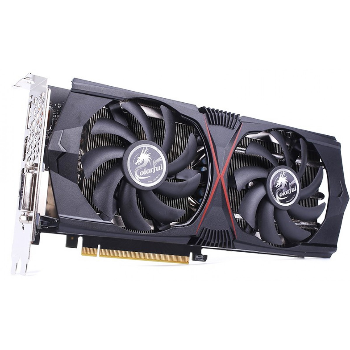 Placa de Vídeo Colorful GeForce RTX 2060 Super Limited-V, 8GB GDDR6, 256Bit