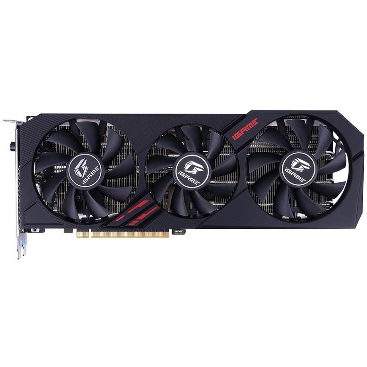 Placa de Vídeo Colorful iGame GeForce RTX 2060 Super Ultra-V, 8GB GDDR6, 256Bit