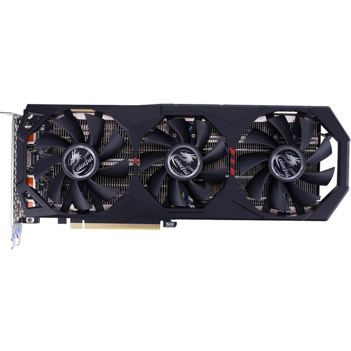 Placa de Vídeo Colorful GeForce RTX 2070 Super, 8GB GDDR6, 256Bit, RTX 2070 Super 8G-V