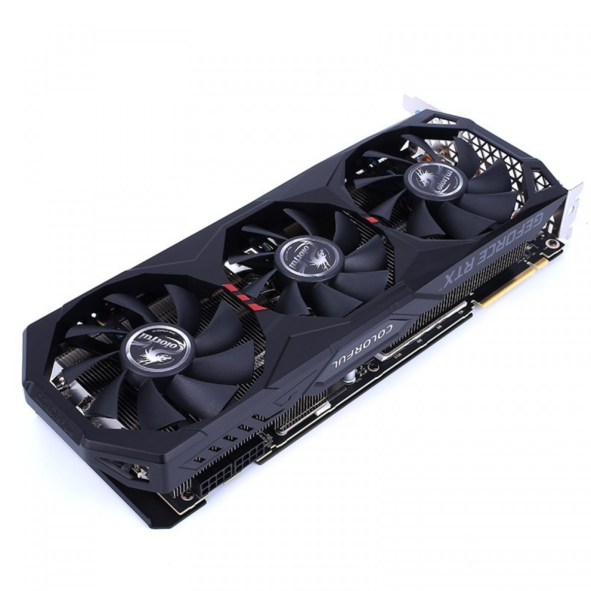 Placa de Vídeo Colorful GeForce RTX 2080 Super 8G-V, 8GB GDDR6, 256Bit