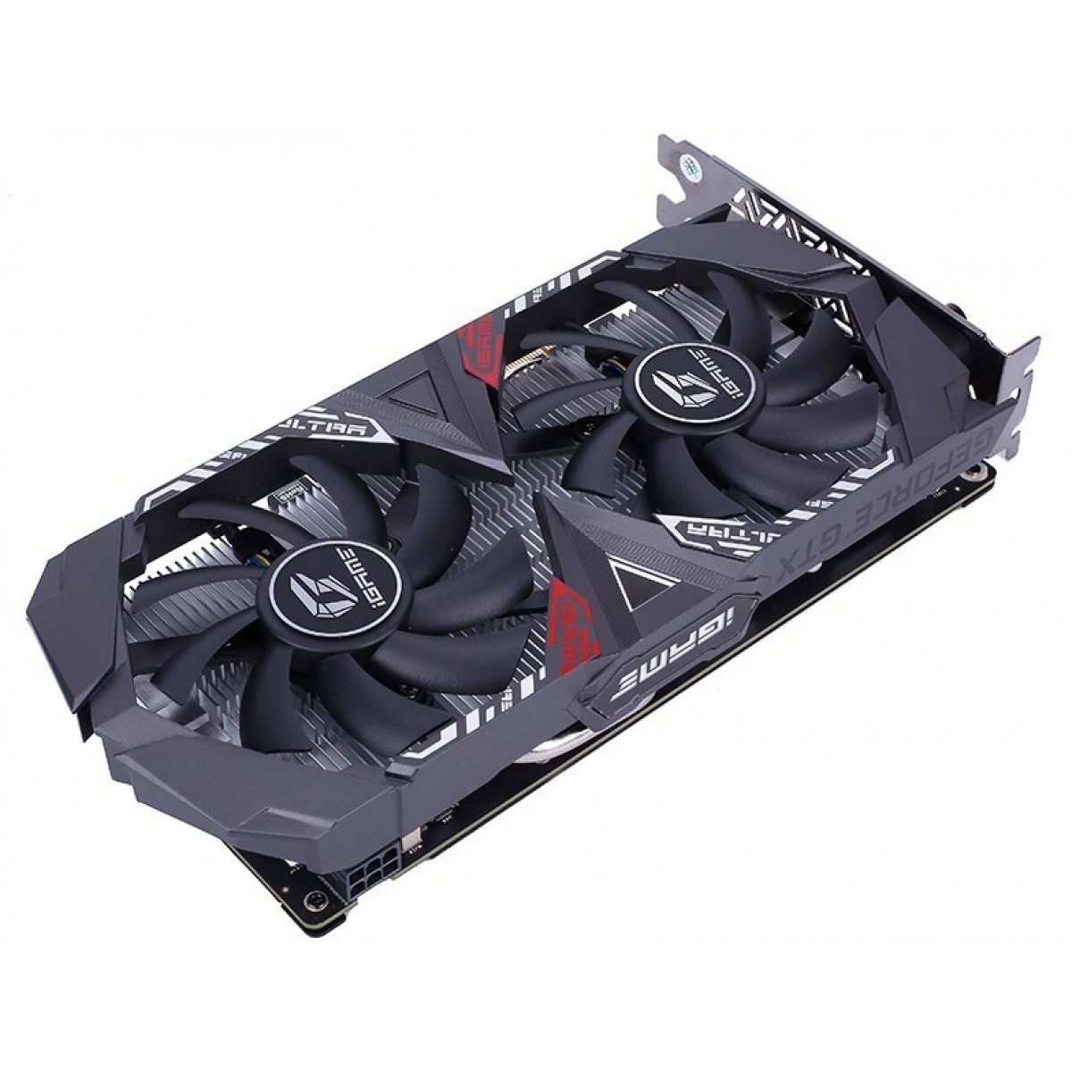 Placa de Vídeo Colorful iGame GeForce GTX 1650 Ultra 4G-V Dual, 4GB GDDR5, 128Bit