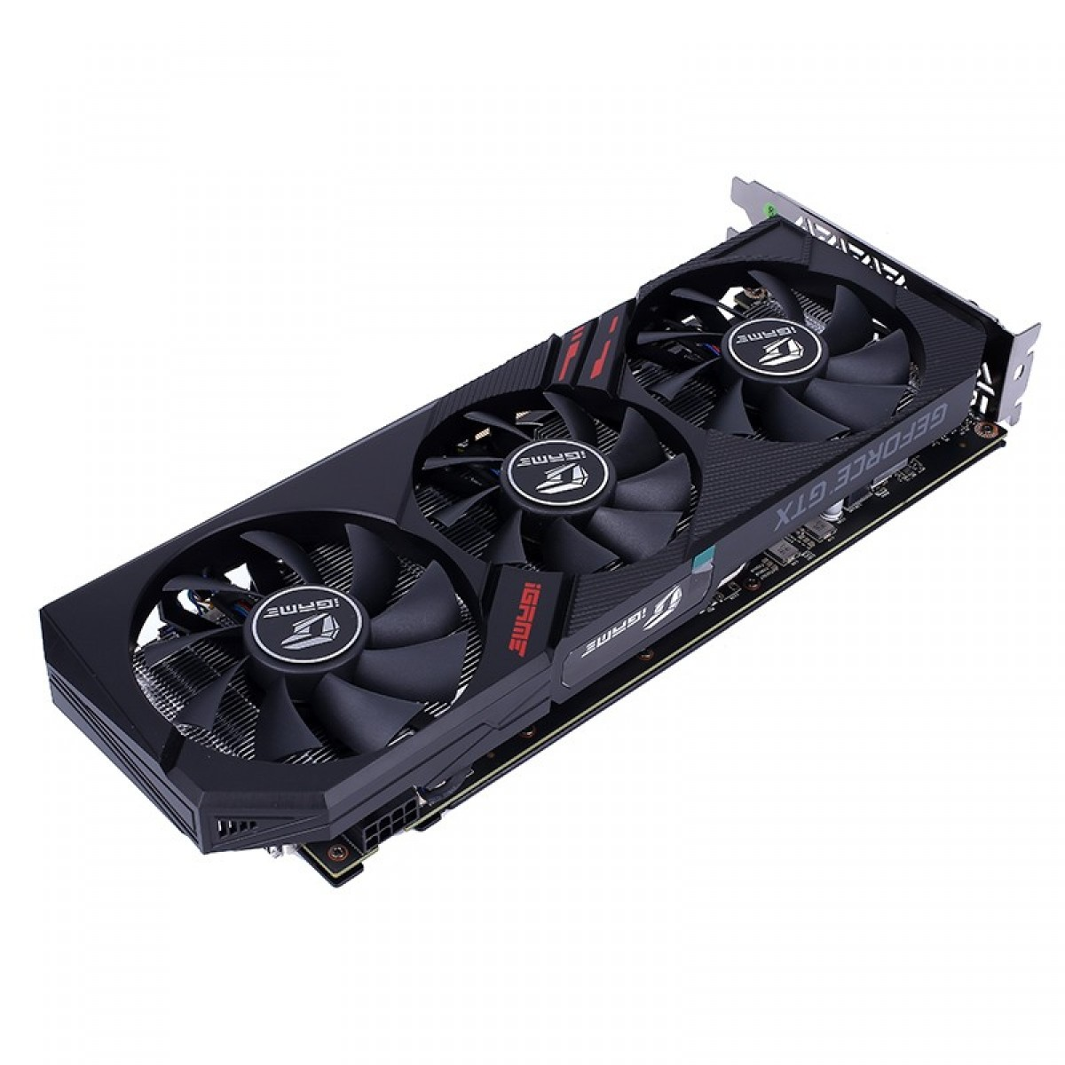 Placa de Vídeo Colorful iGame GeForce GTX 1660 SUPER Ultra 6G-V, 6GB GDDR6, 192Bit
