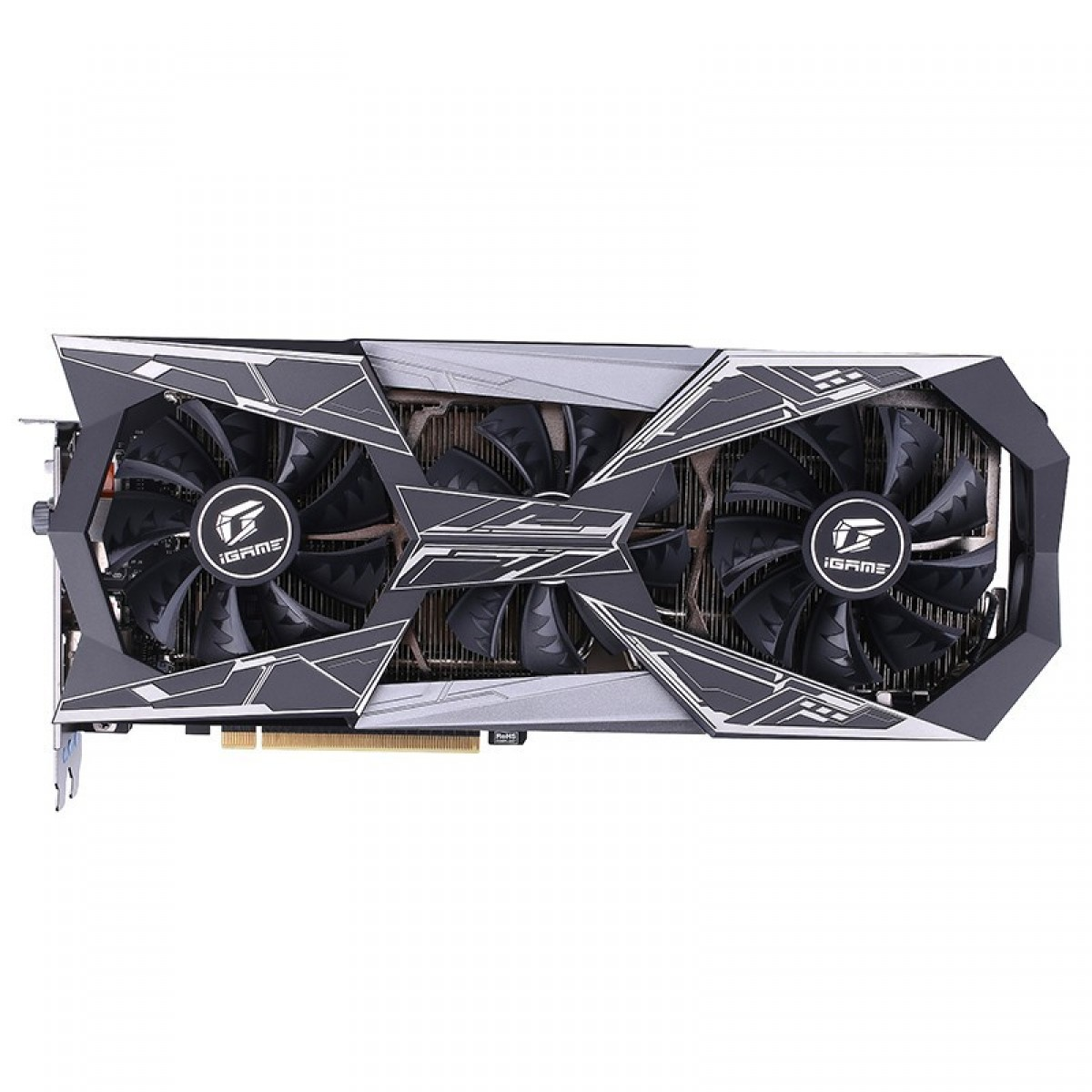 Placa de Vídeo Colorful iGame GeForce RTX 2060 SUPER Vulcan X OC-V, 8GB GDDR6, 256Bit