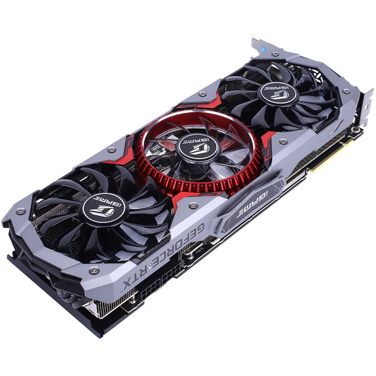 Placa de Vídeo Colorful iGame GeForce RTX 2070 Super Advanced OC-V, 8GB GDDR6, 256Bit