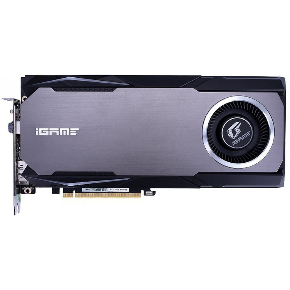 Placa de Vídeo Colorful iGame Geforce RTX 2080 Ti Neptune OC-V, 11GB GDDR6, 352Bit