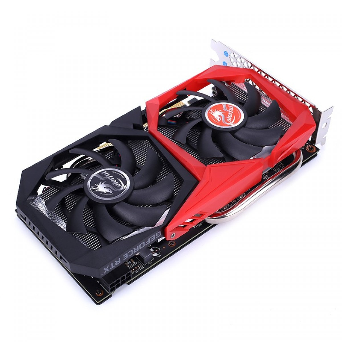 Placa de Vídeo Colorful NVIDIA GeForce RTX 2060 NB-V, 6GB, GDDR6, 192bit, 212327110831