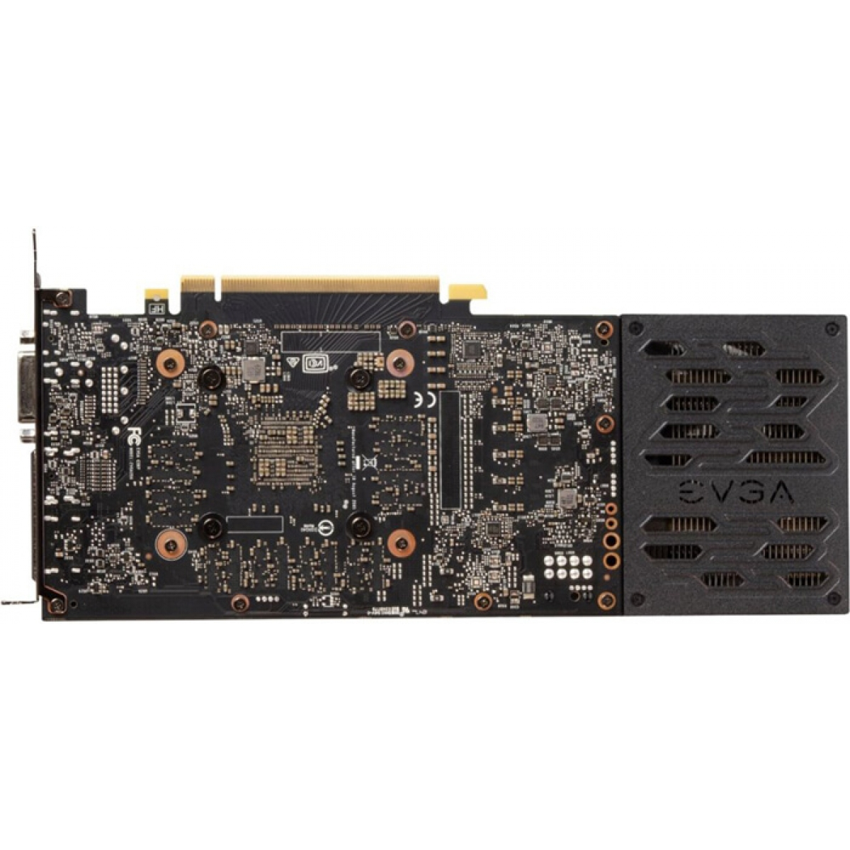 Placa de Vídeo EVGA GeForce GTX 1660 Ti XC Ultra Gaming Dual, 6GB GDDR6, 192Bit, 06G-P4-1266-KB