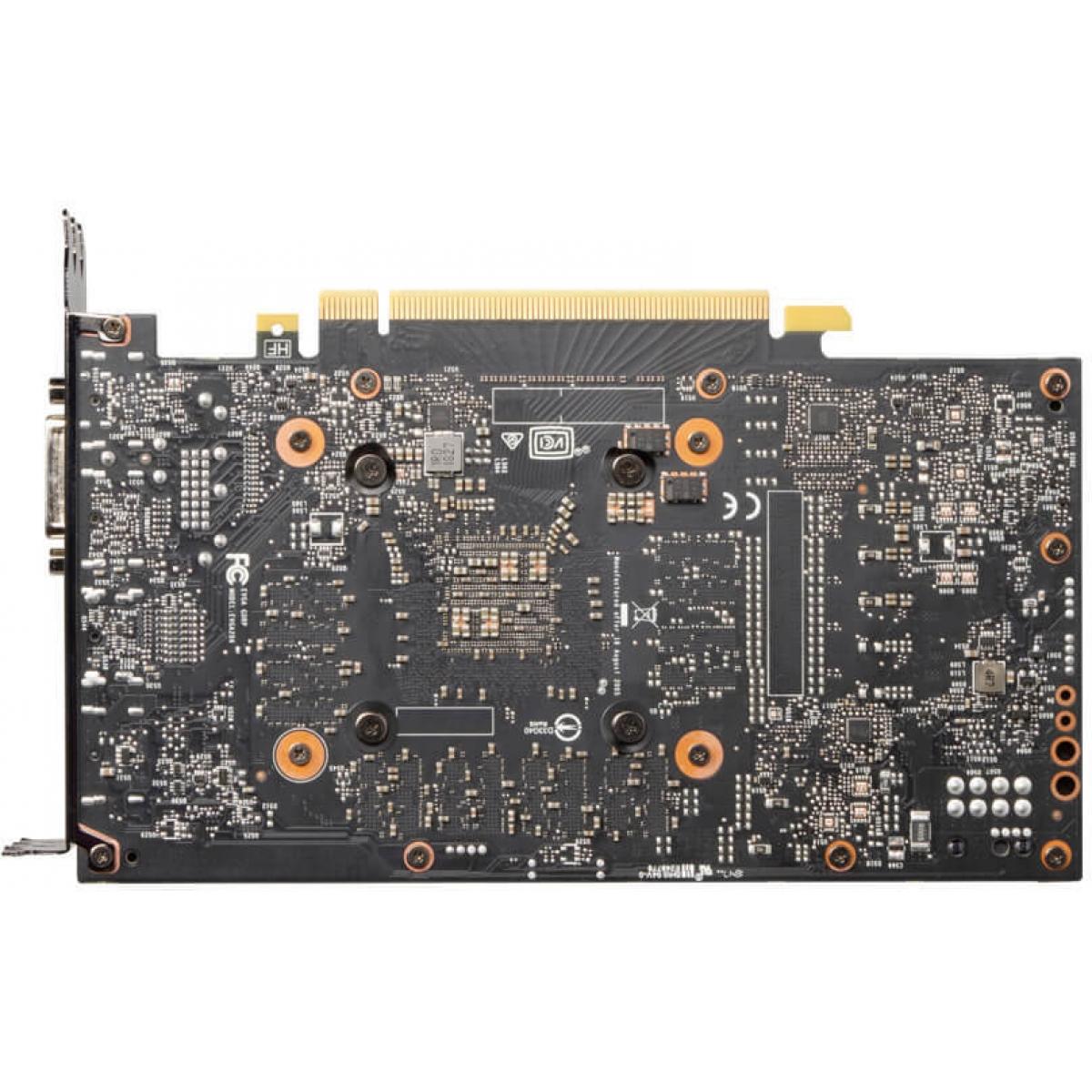 Placa de Vídeo EVGA Geforce RTX 2060 XC Black, 6GB GDDR6, 192Bit, 06G-P4-2061-KR