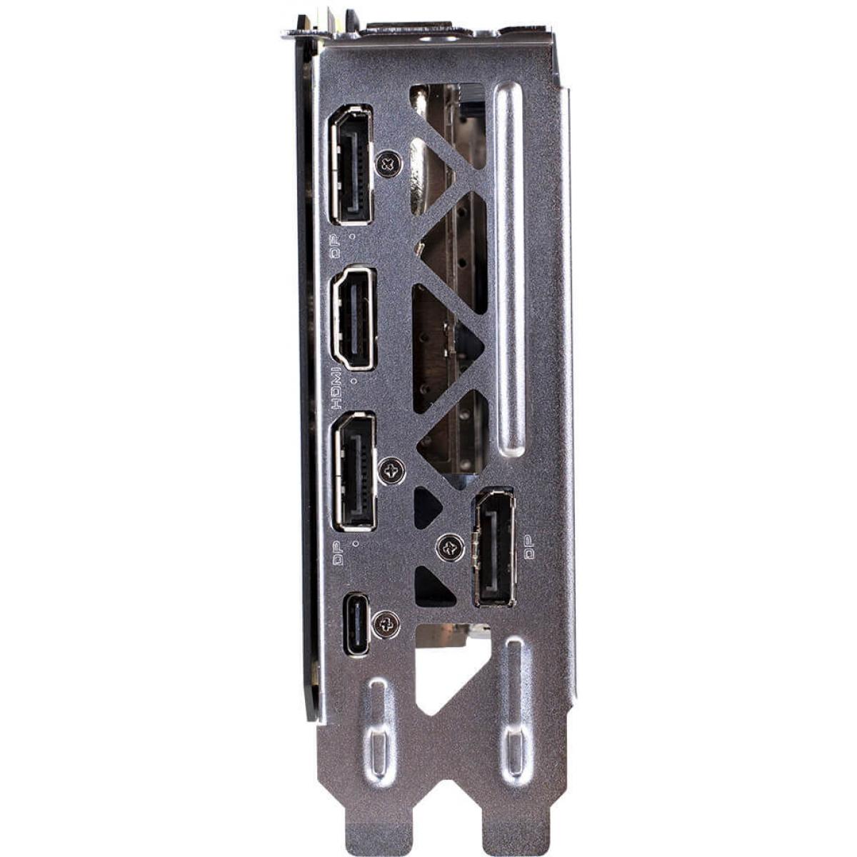 Placa de Vídeo EVGA Geforce RTX 2070 XC Gaming Dual, 8GB GDDR6, 256Bit, 08G-P4-2172-KR