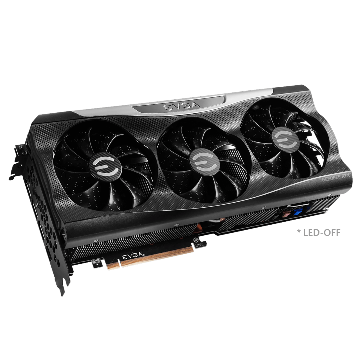 Placa de Vídeo EVGA GeForce RTX 3080 FTW3 ULTRA GAMING, 10GB, GDDR6X, 320bit, 10G-P5-3897-KR