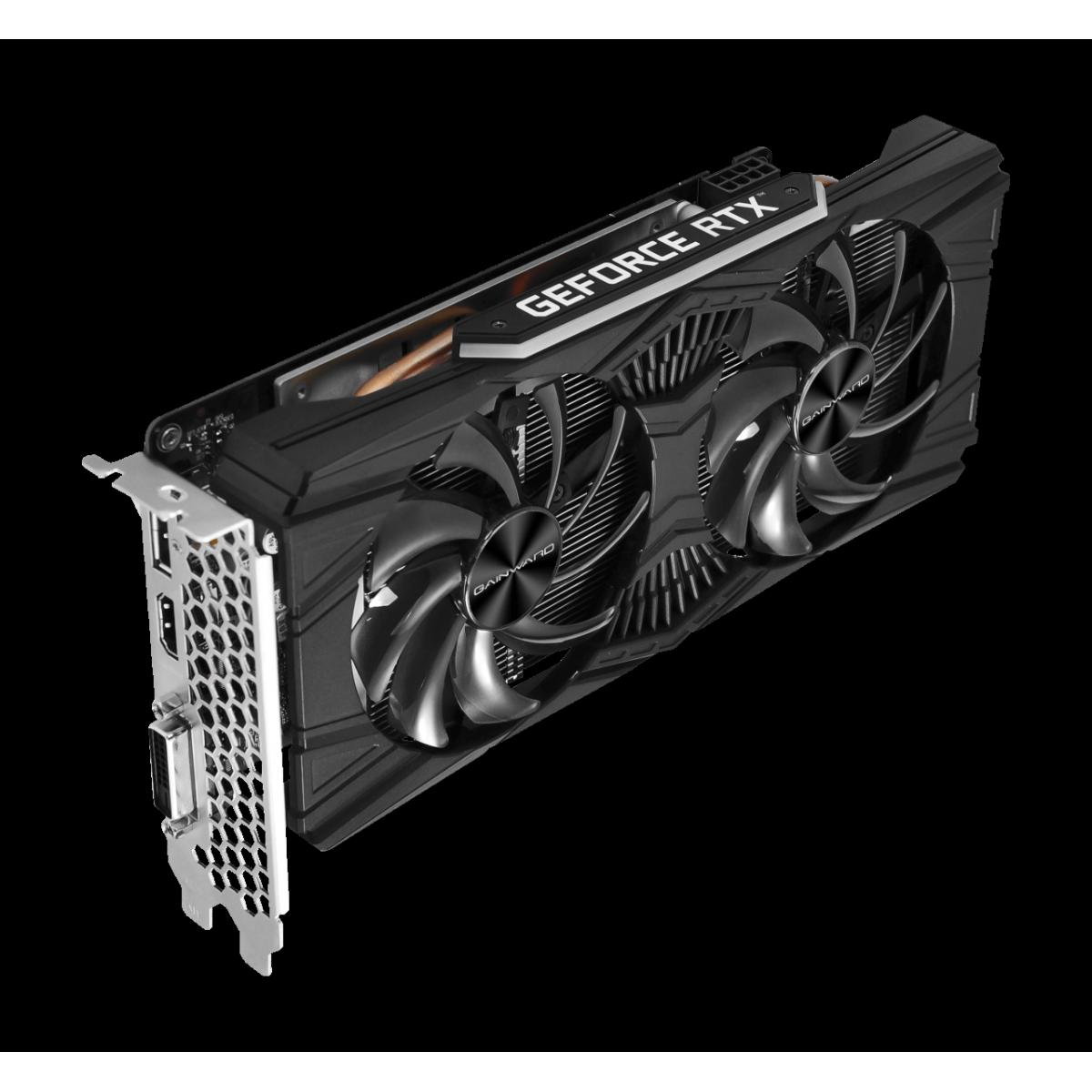 Placa De Vídeo Gainward Geforce RTX 2060 Ghost OC, 6GB GDDR6, 192Bit, NE62060S18J9-1160X