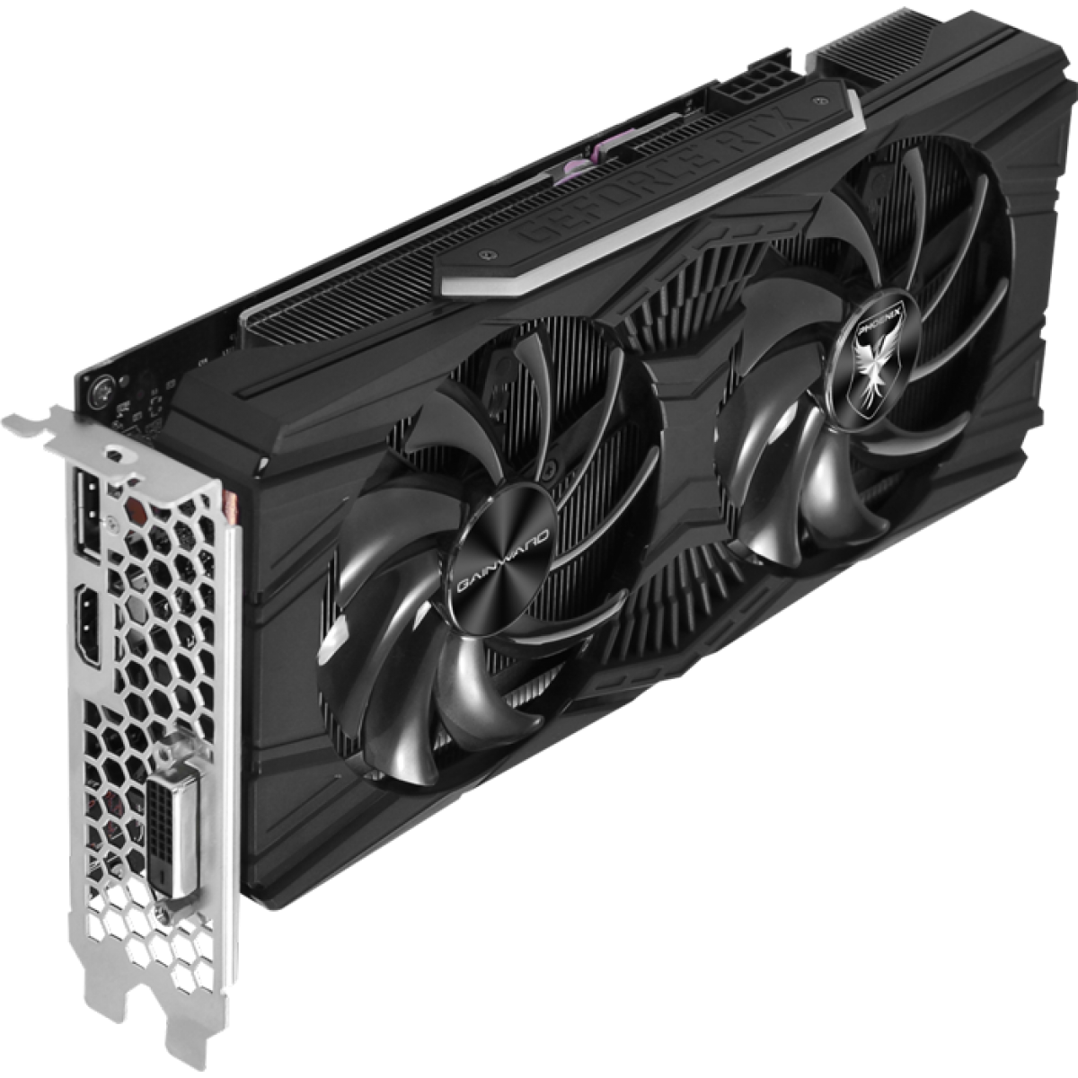 Placa De Vídeo Gainward Geforce RTX 2060 Phoenix 6GB GDDR6, 192Bit