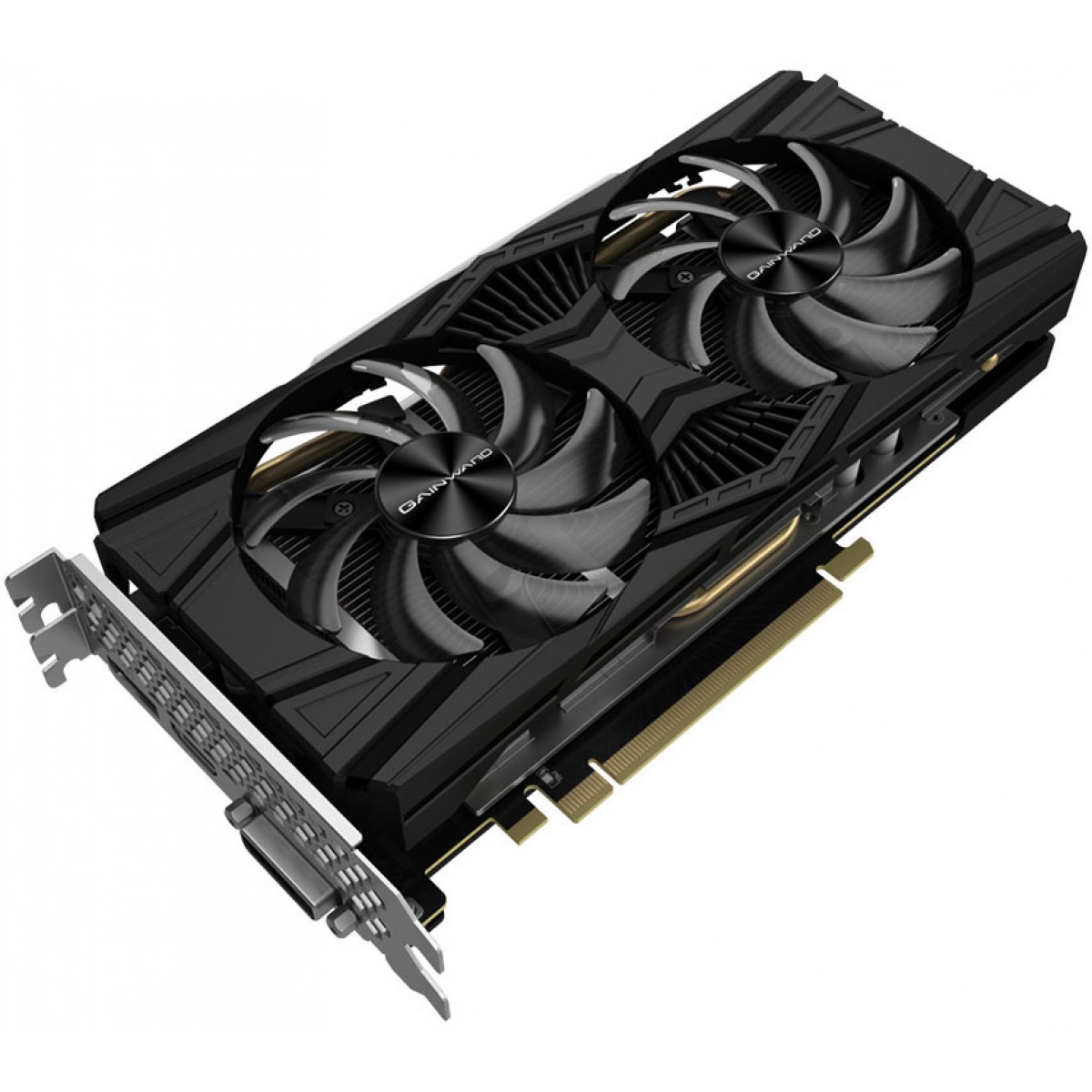 Placa de Vídeo Gainward GeForce RTX 2060 Super Ghost, 8GB GDDR6, 256Bit, NE6206S018P2-1160X