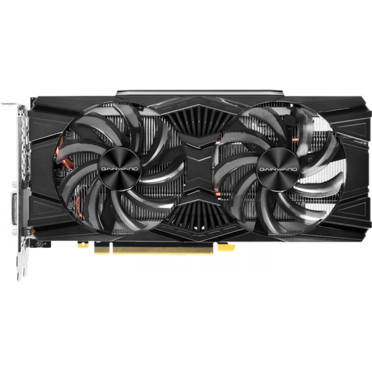 Placa De Vídeo Gainward Geforce RTX 2070 Dual, 8GB GDDR6, 256Bit, NE62070018P2-1160X