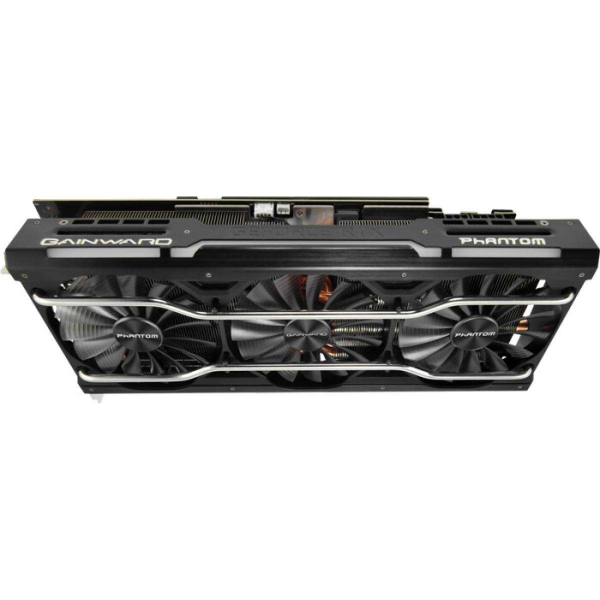 Placa De Vídeo Gainward Geforce RTX 2070 Phantom, 8GB GDDR6, 256Bit