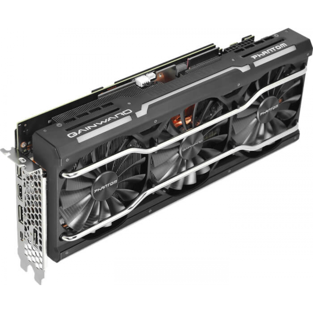 Placa De Vídeo Gainward Geforce RTX 2070 Phantom GLH (GOES LIKE HELL), 8GB GDDR6, 256Bit