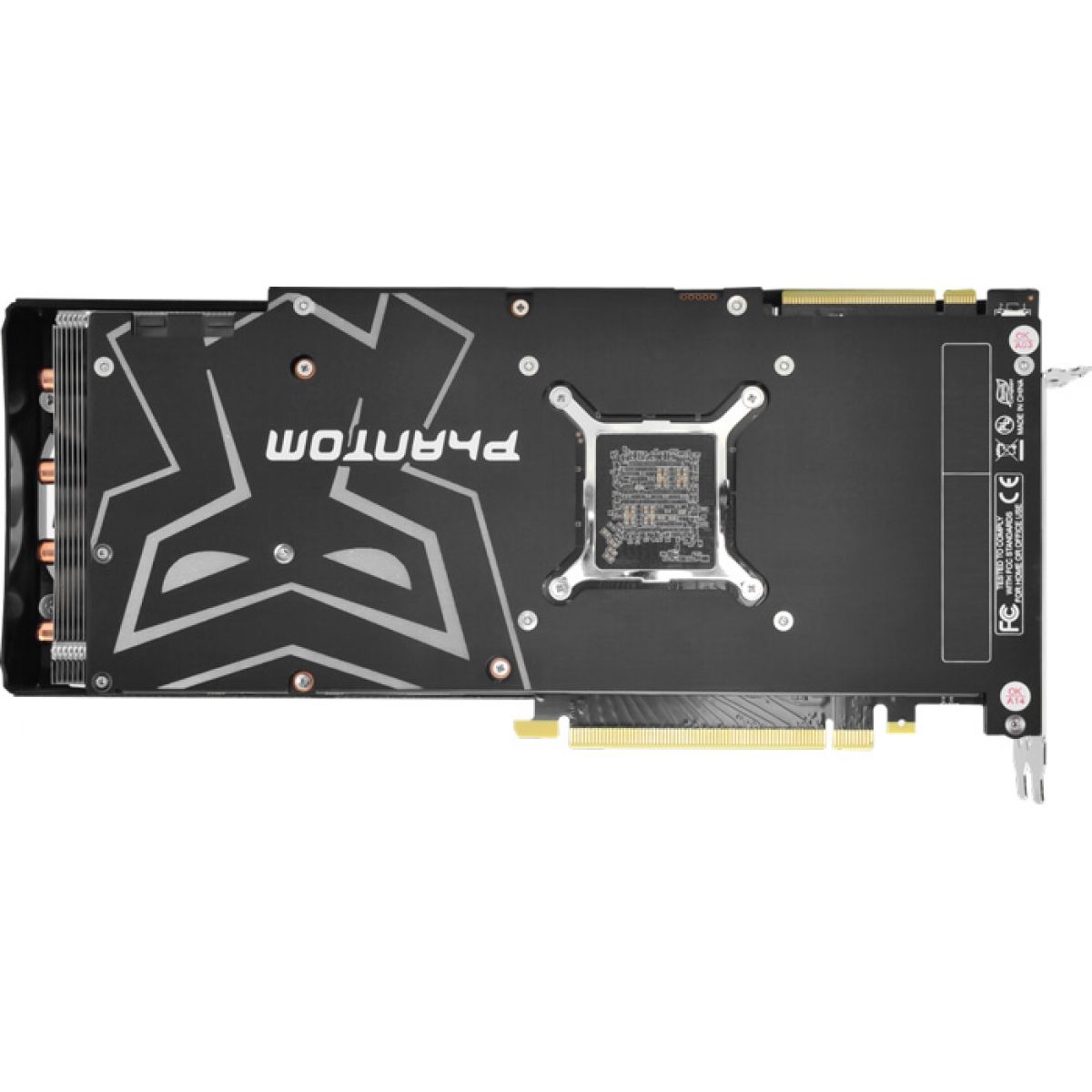 Placa De Vídeo Gainward Geforce RTX 2080 Phantom, 8GB GDDR6, 256Bit