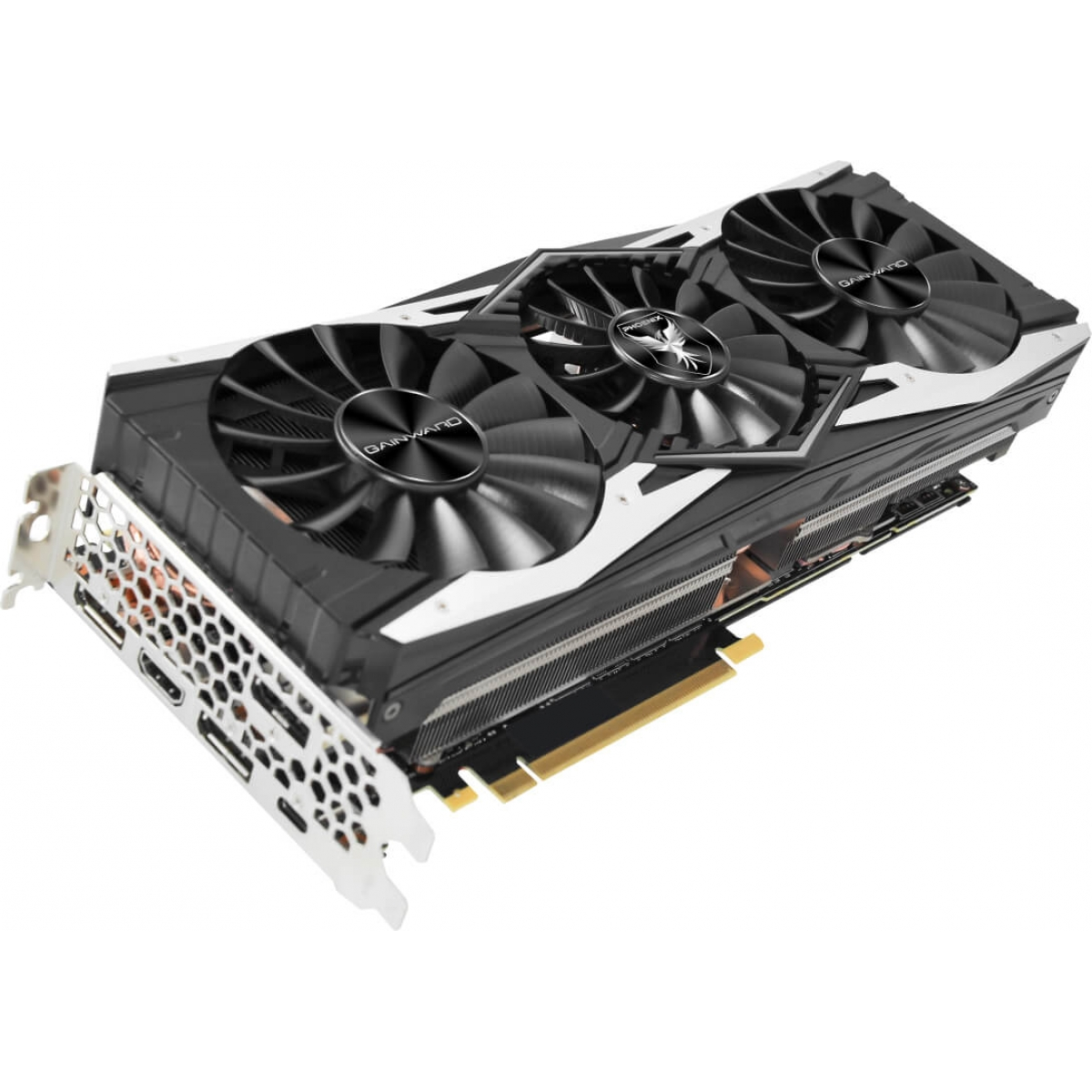Placa De Vídeo Gainward Geforce RTX 2080 Ti Phoenix Golden Sample, 11GB GDDR6, 352Bit