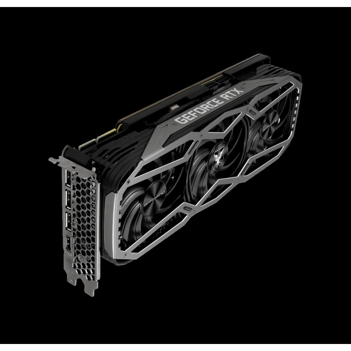 Placa de Vídeo Gainward, GeForce RTX 3070 Phoenix GS, 8GB, GDDR6, 256Bit