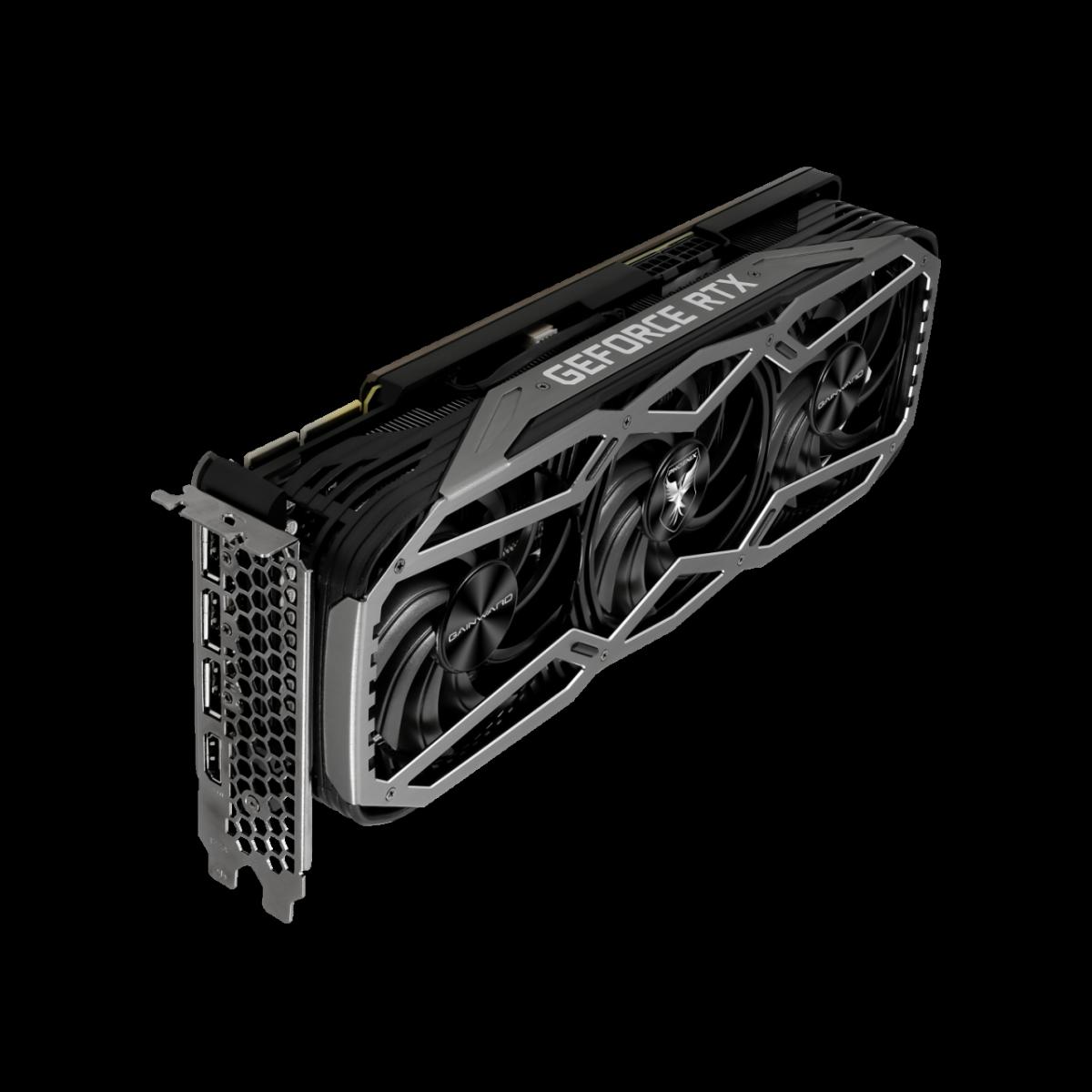 Placa de Vídeo Gainward, GeForce RTX 3080 Phoenix, 10GB, GDDR6, 320Bit, NED3080019IA-132AX