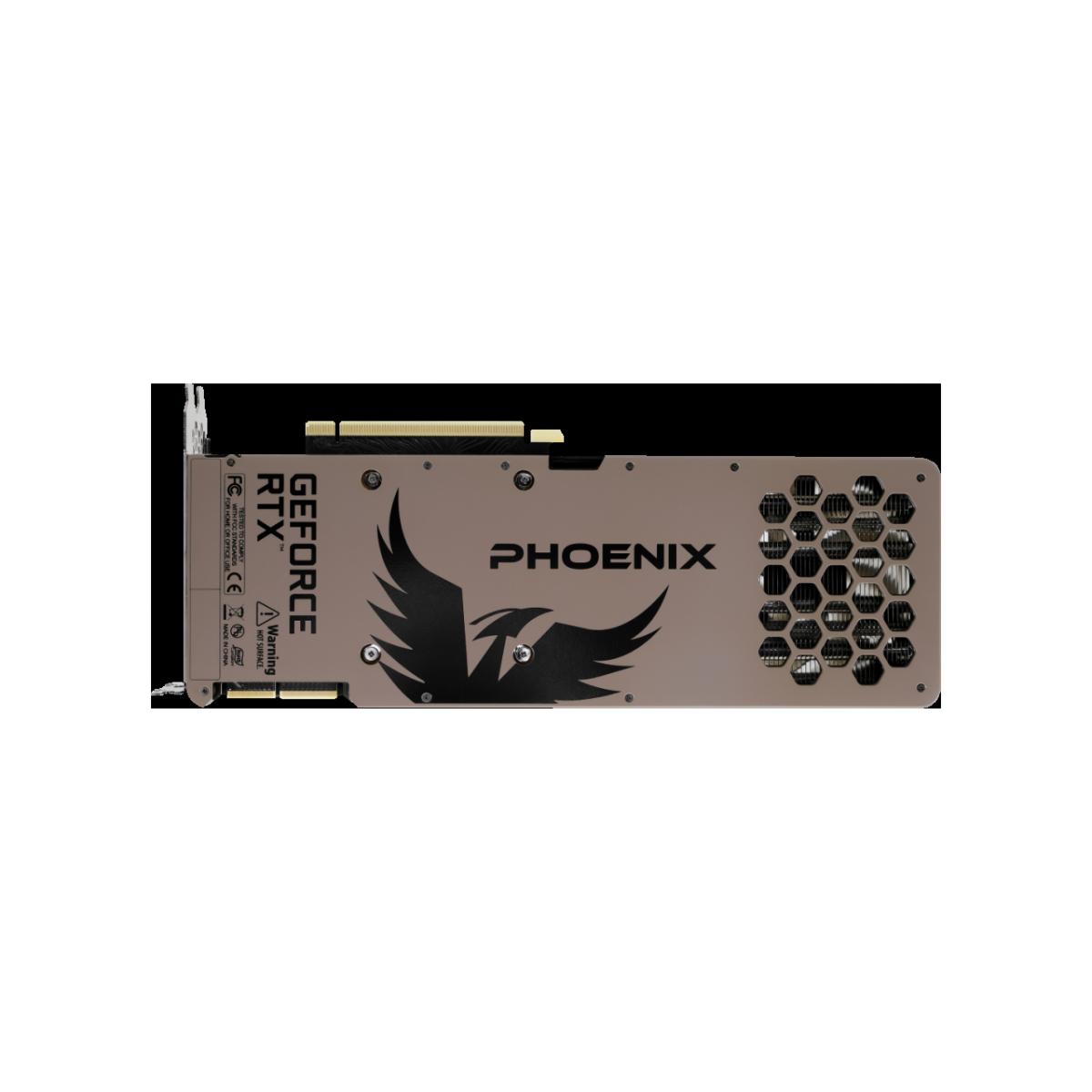 Placa de Vídeo Gainward, GeForce RTX 3080 Phoenix GS, 10GB, GDDR6, 320Bit, NED3080S19IA-132AX