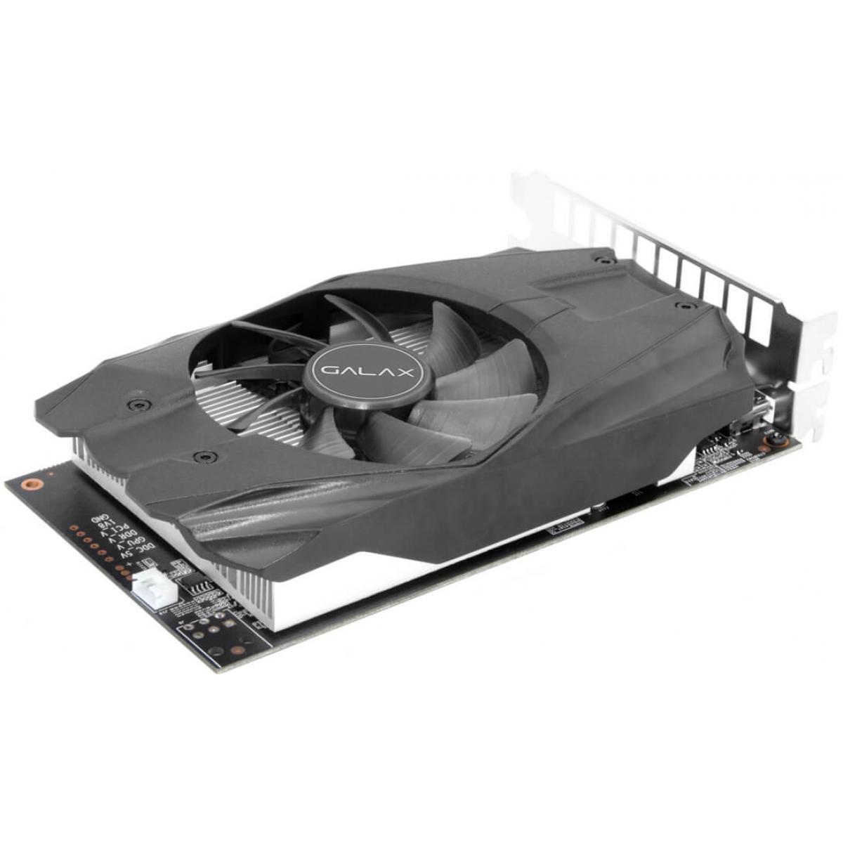 Placa de Vídeo GALAX GeForce GTX 1050 OC 2GB 50NPH8DSN8OC GDDR5 PCI-EXP