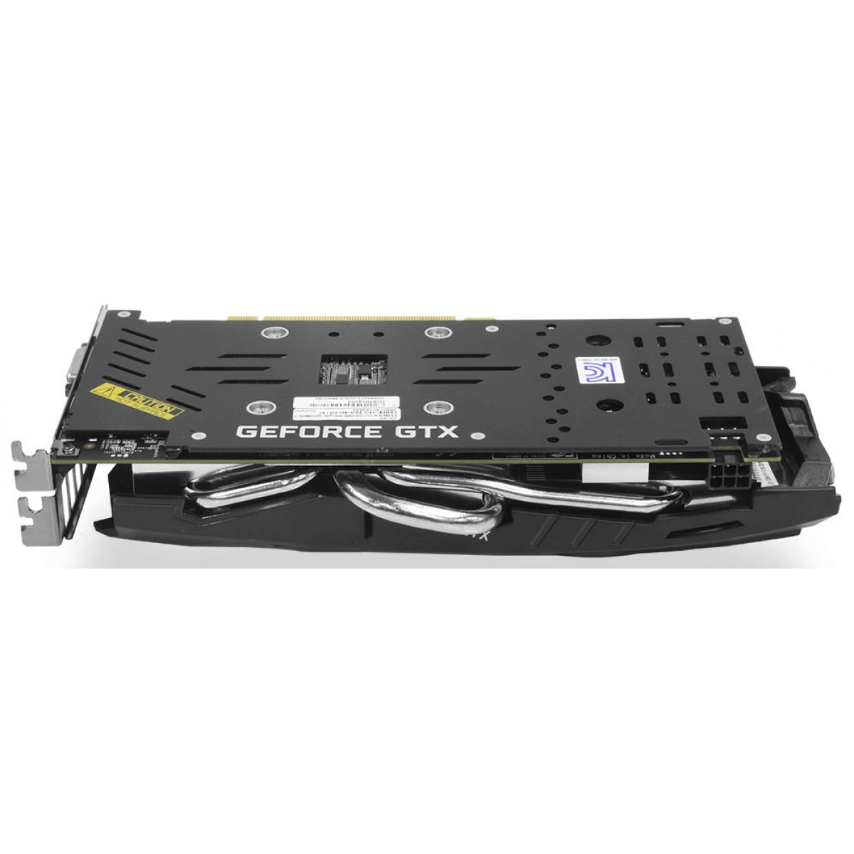 Placa de Vídeo GeForce GALAX GTX 1060 EXOC 6GB 60NRH7DVM6EC GDDR5 PCI-EXP