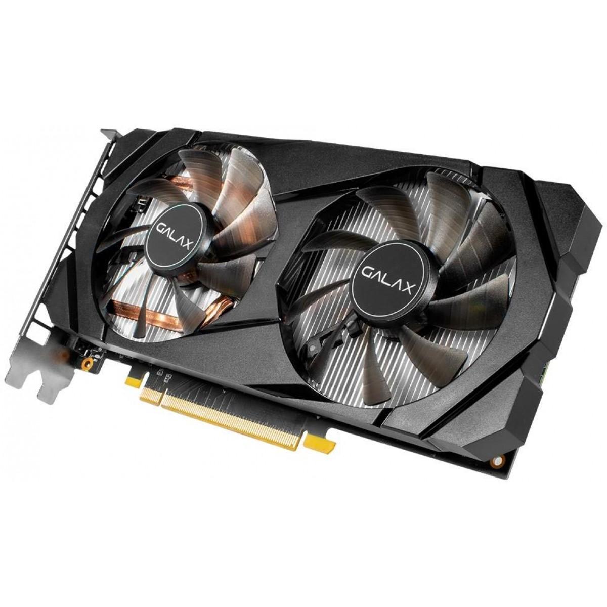 Placa de Vídeo Galax GeForce GTX 1660 Super (1-Click OC) Dual, 6GB GDDR6, 192Bit, 60SRL7DSY91S