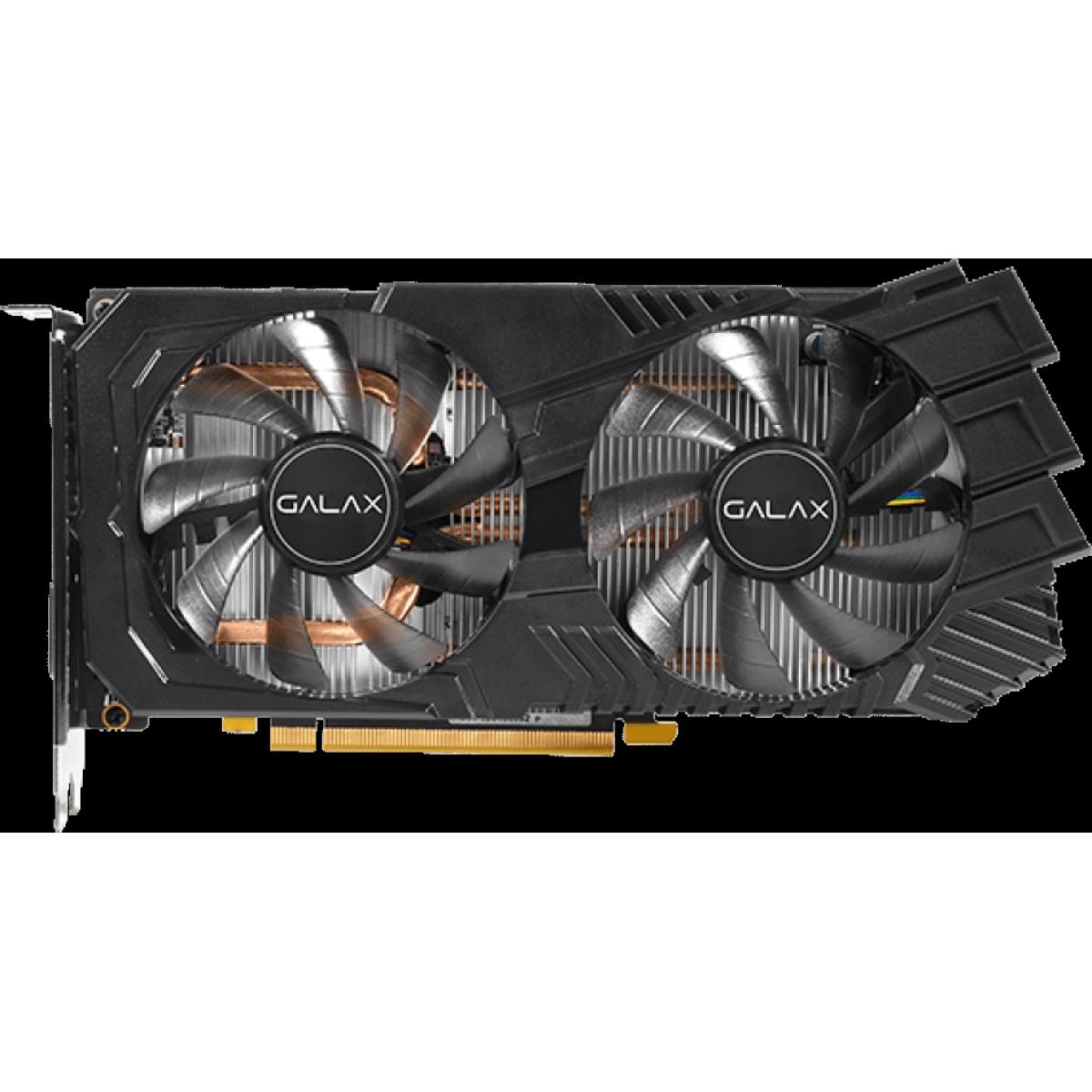 Placa de Vídeo Galax GeForce GTX 1660 Super X Edition (1-Click OC) Dual, 6GB GDDR6, 192Bit, 60SRL7DS05XV