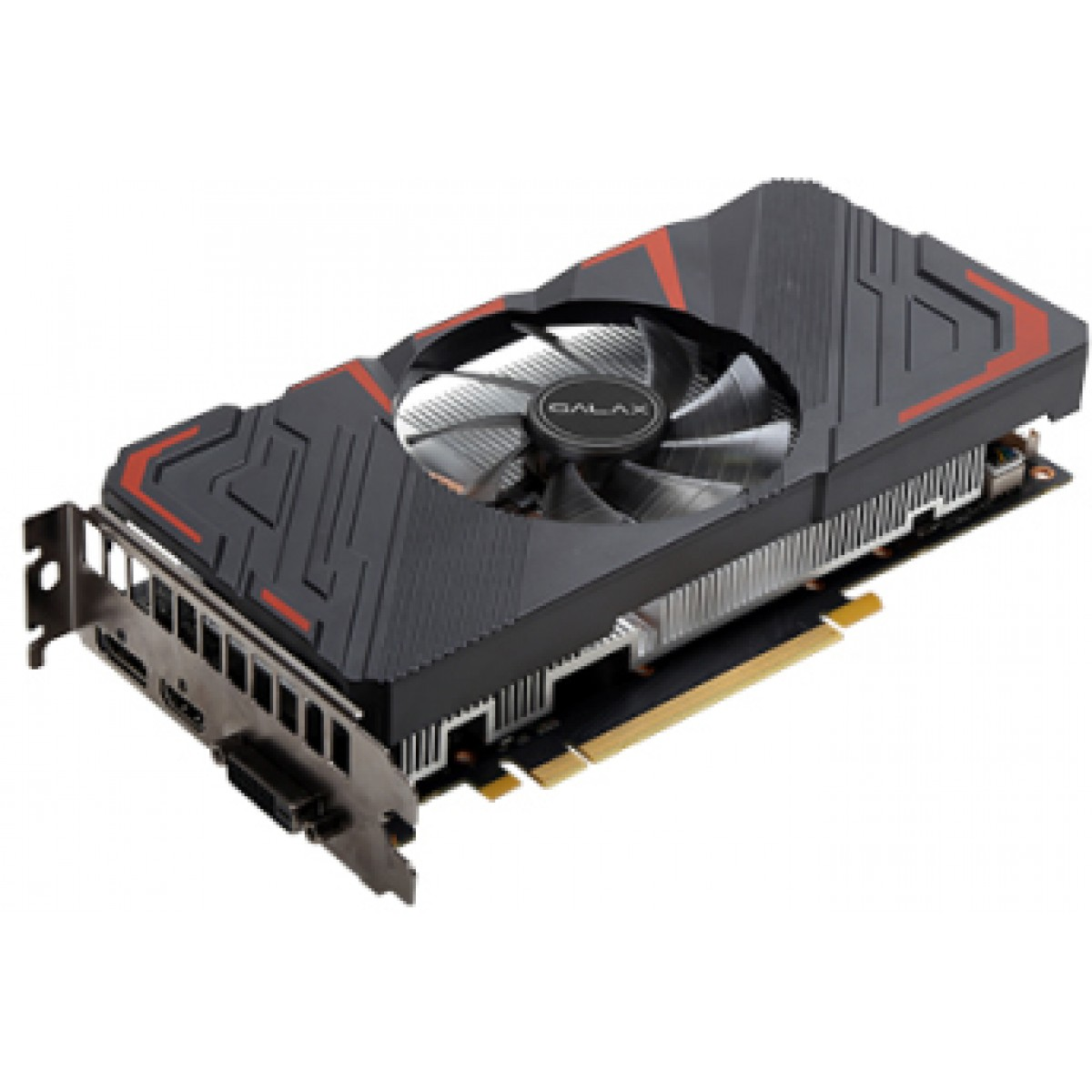 Placa de Vídeo Galax GeForce GTX 1660 Ti Prodigy, 6GB GDDR6, 192Bit, 60IRL7DS46PY