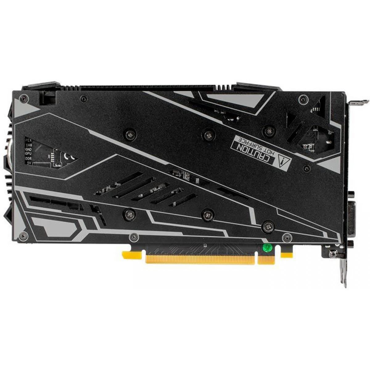 Placa de Vídeo Galax GeForce RTX 2060 (1-Click OC), 6GB GDDR6, 192Bit, 26NRL7HP68CX