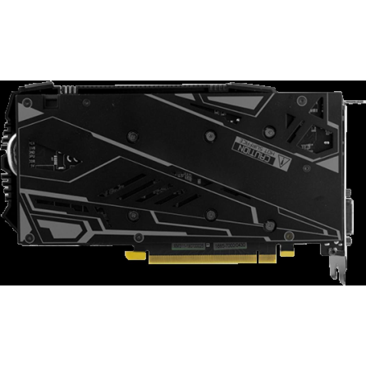 Placa de Vídeo Galax, GeForce, RTX 2060 Super V2, 1-Click OC, 8GB, GDDR6, 256Bit, 26ISL6HP68LD