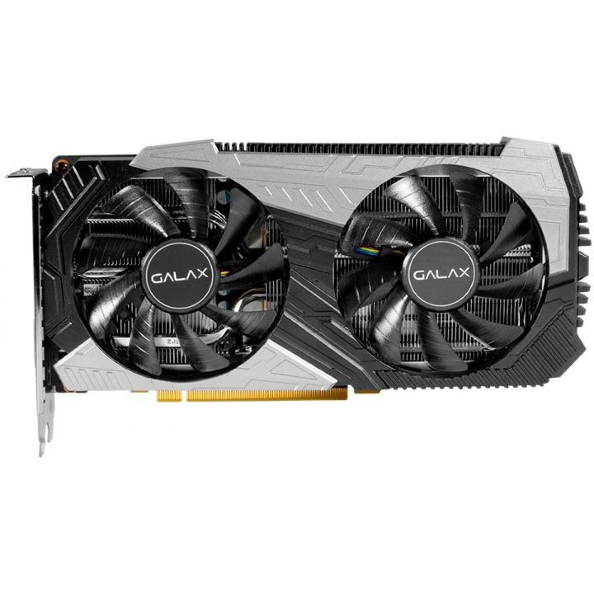 Placa de Vídeo Galax GeForce RTX 2060 Super (1-Click OC), 8GB GDDR6, 256Bit, 26ISL6HP39SS