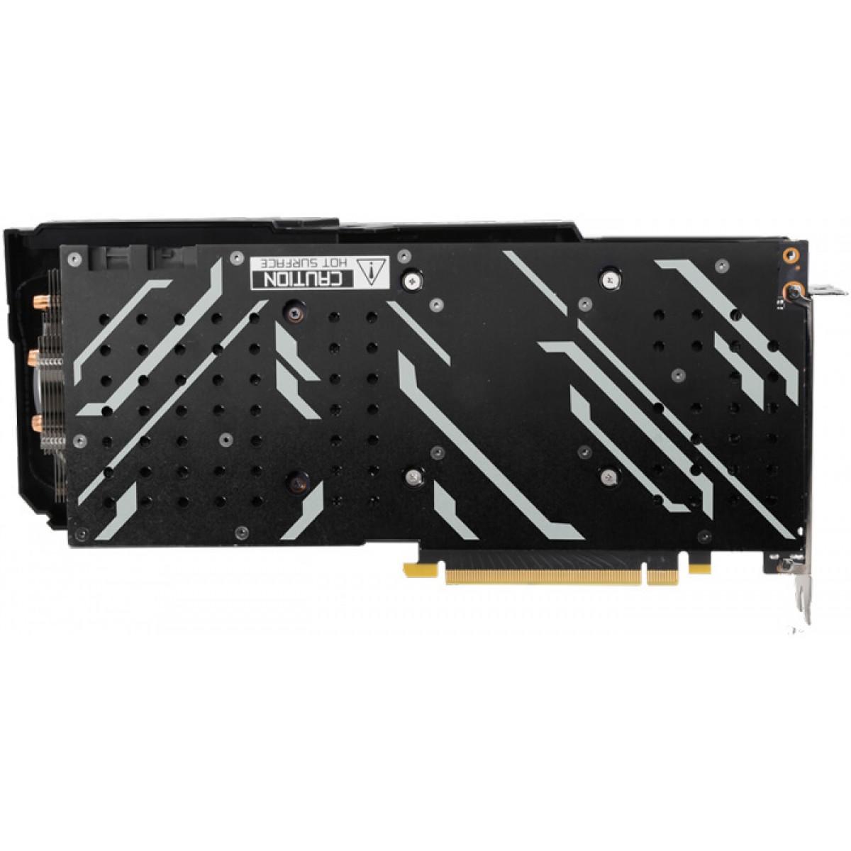 Placa de Vídeo Galax GeForce RTX 2070 Super EX Gamer Black, 8GB GDDR6, 256Bit, 27ISL6MDW0BG