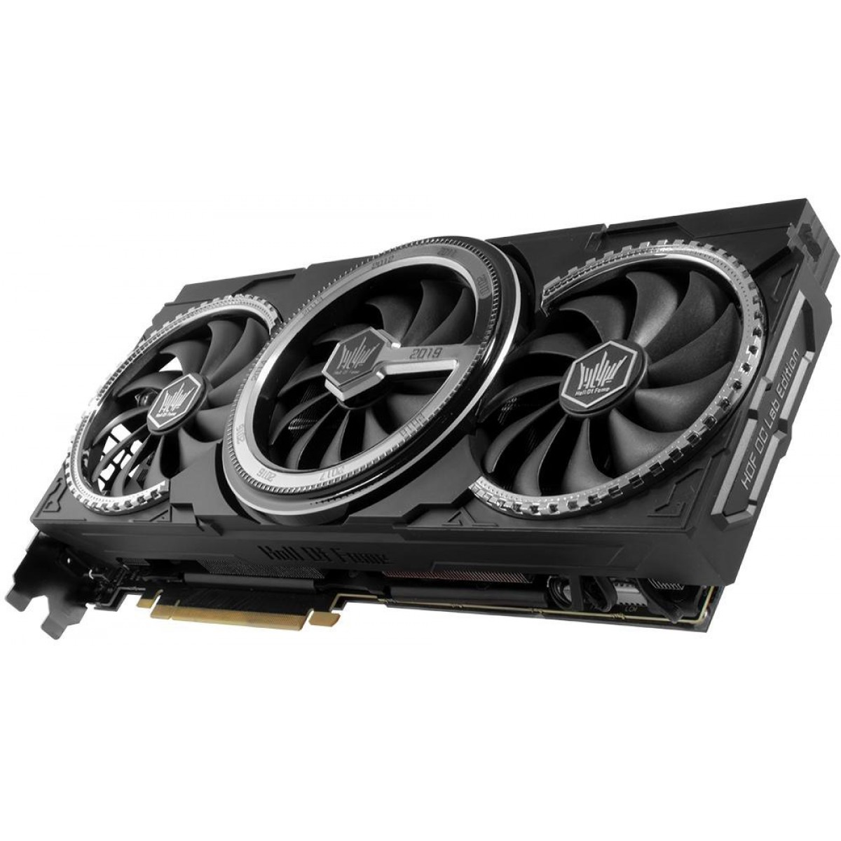 Placa de Vídeo Galax GeForce RTX 2070 Super HOF Black Edition, 8GB GDDR6, 256Bit, 27ISL6UC53HT