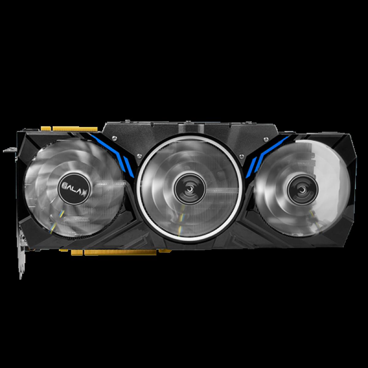 Placa de Vídeo Galax GeForce RTX 2070 Super Work The Frames Edition, 8GB GDDR6