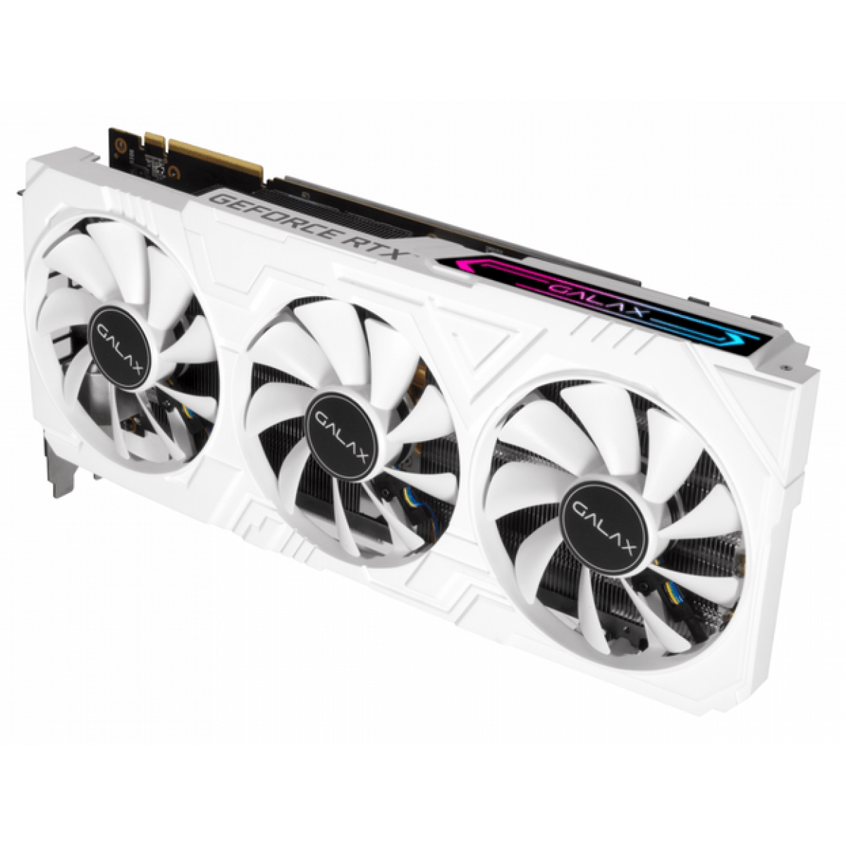 Placa de Vídeo Galax Geforce RTX 2080 Ex Gamer (1-Click OC - V2), 8GB GDDR6, 28NSL6MDW7G2