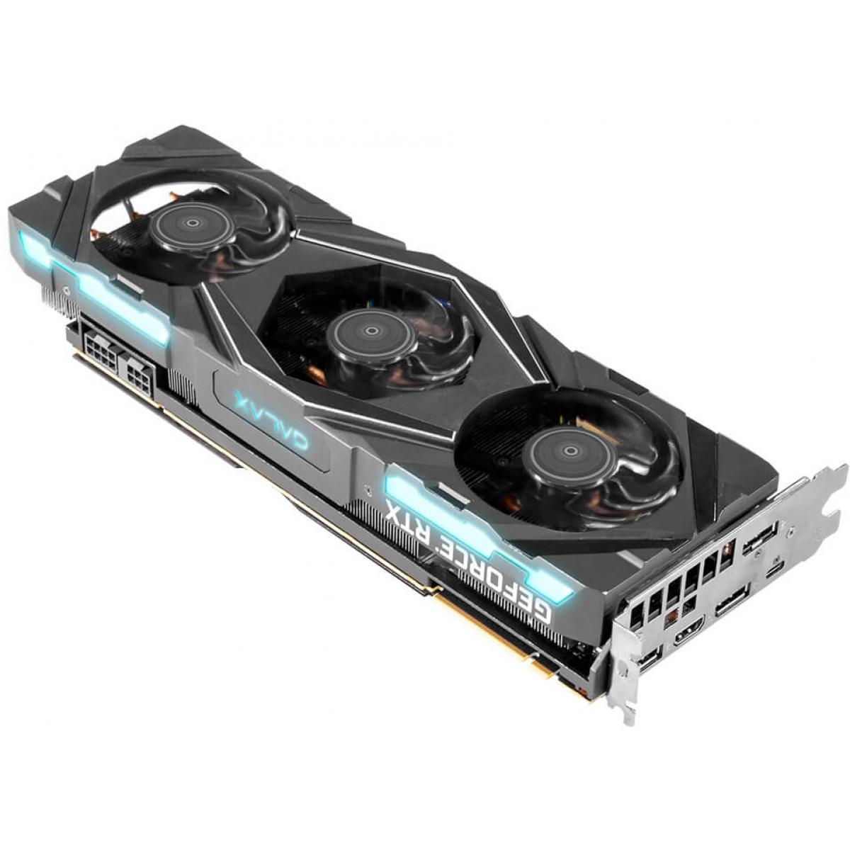 Placa de Vídeo Galax Geforce RTX 2080 SG, 8GB GDDR6, 28NSL6UCU1SE