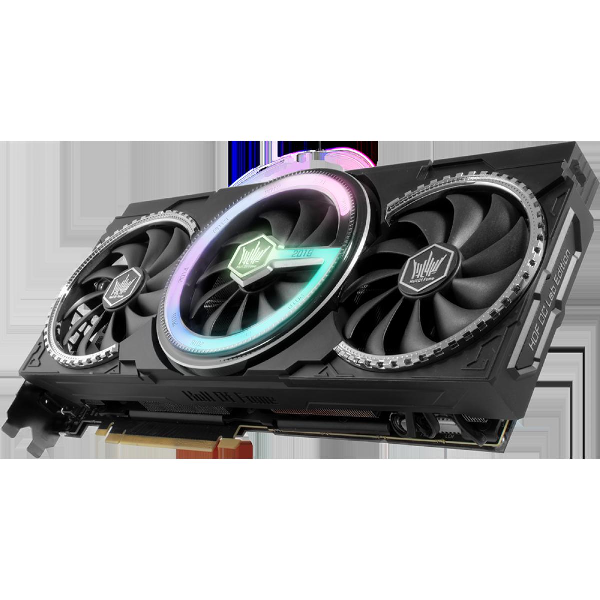 Placa de Vídeo Galax GeForce RTX 2080 Super HOF Teclab, 8GB GDDR6, 256Bit, 26ISL6HP09MN