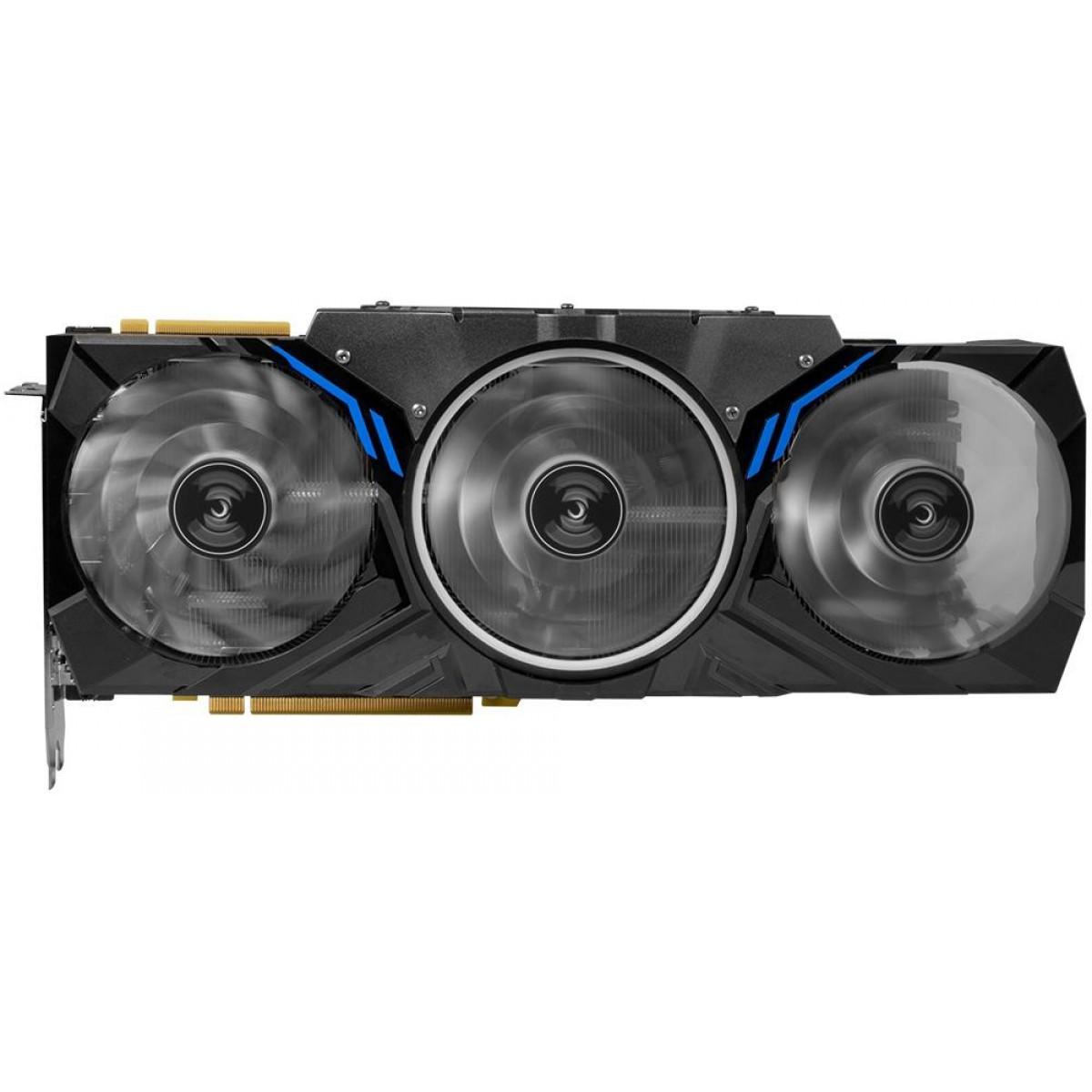 Placa de Vídeo Galax GeForce RTX 2080 Super Work The Frames Edition (1-Click OC), 8GB GDDR6, 256Bit, 28ISL6MD49ES