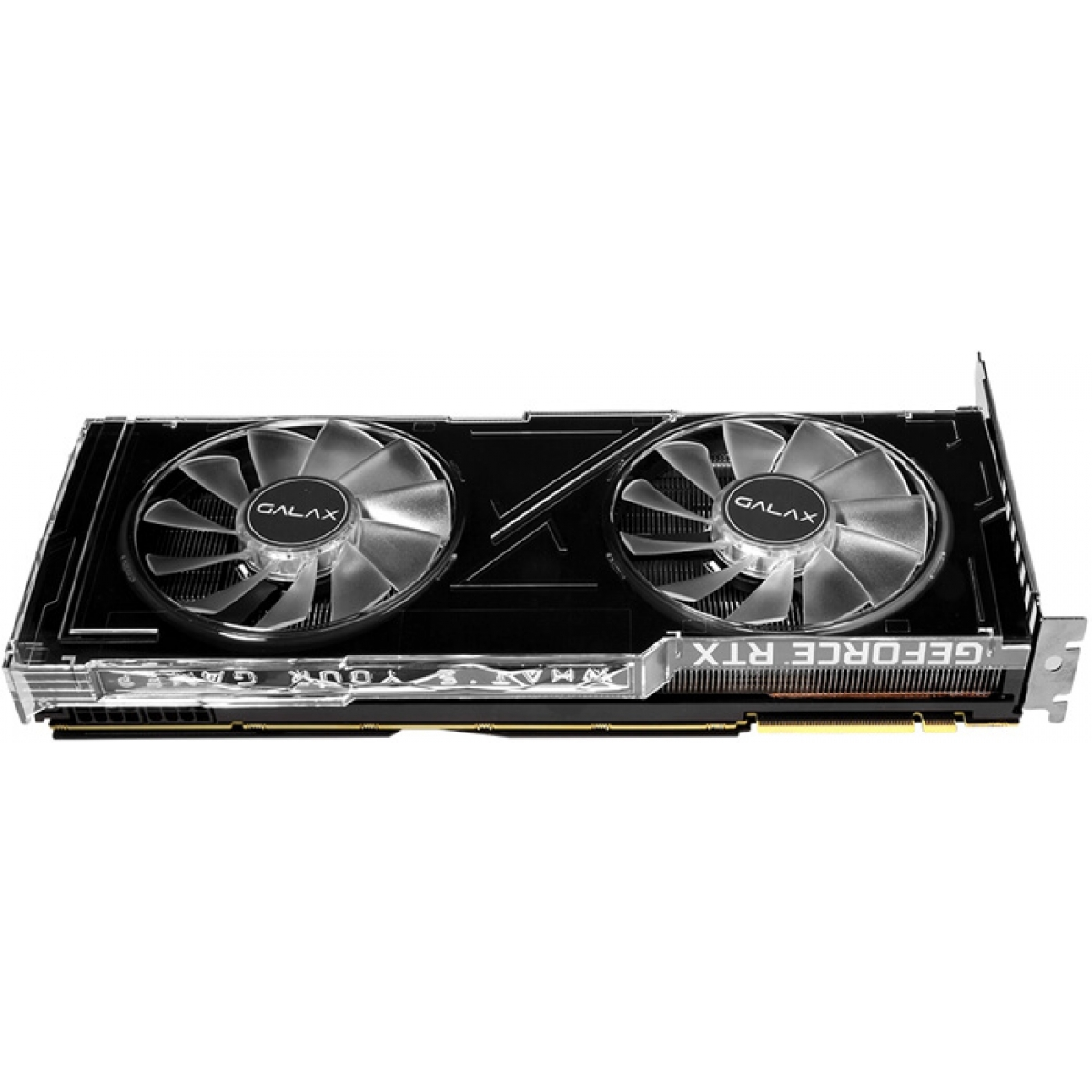Placa de Vídeo Galax Geforce RTX 2080 Ti Dual Black, 11GB GDDR6, 28IULBUCT4ND