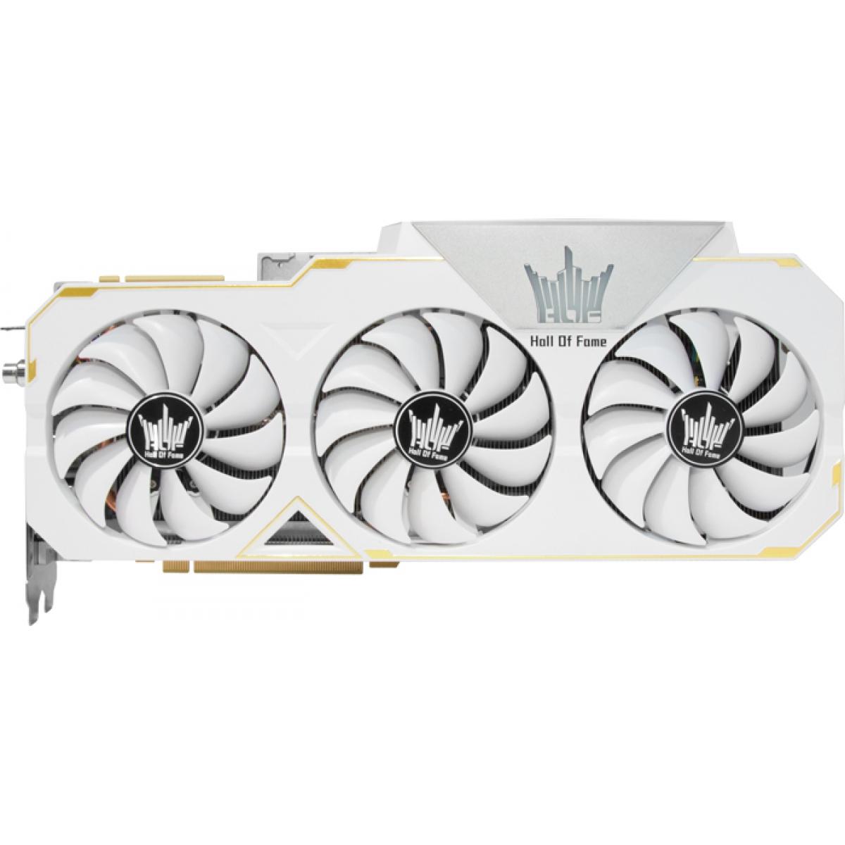 Placa de Vídeo Galax Geforce RTX 2080 Ti HOF, 11GB GDDR6, 352Bit, 28IULBUCV6DH