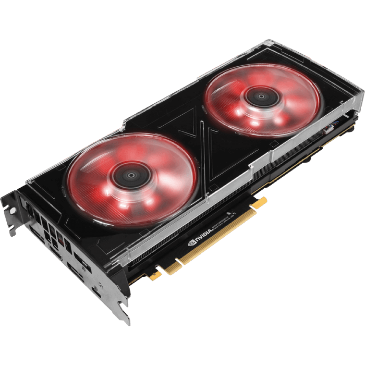 Placa de Vídeo Galax Geforce RTX 2080 Ti OC Dual, 11GB GDDR6, 352Bit, 28IULBUCT4OC