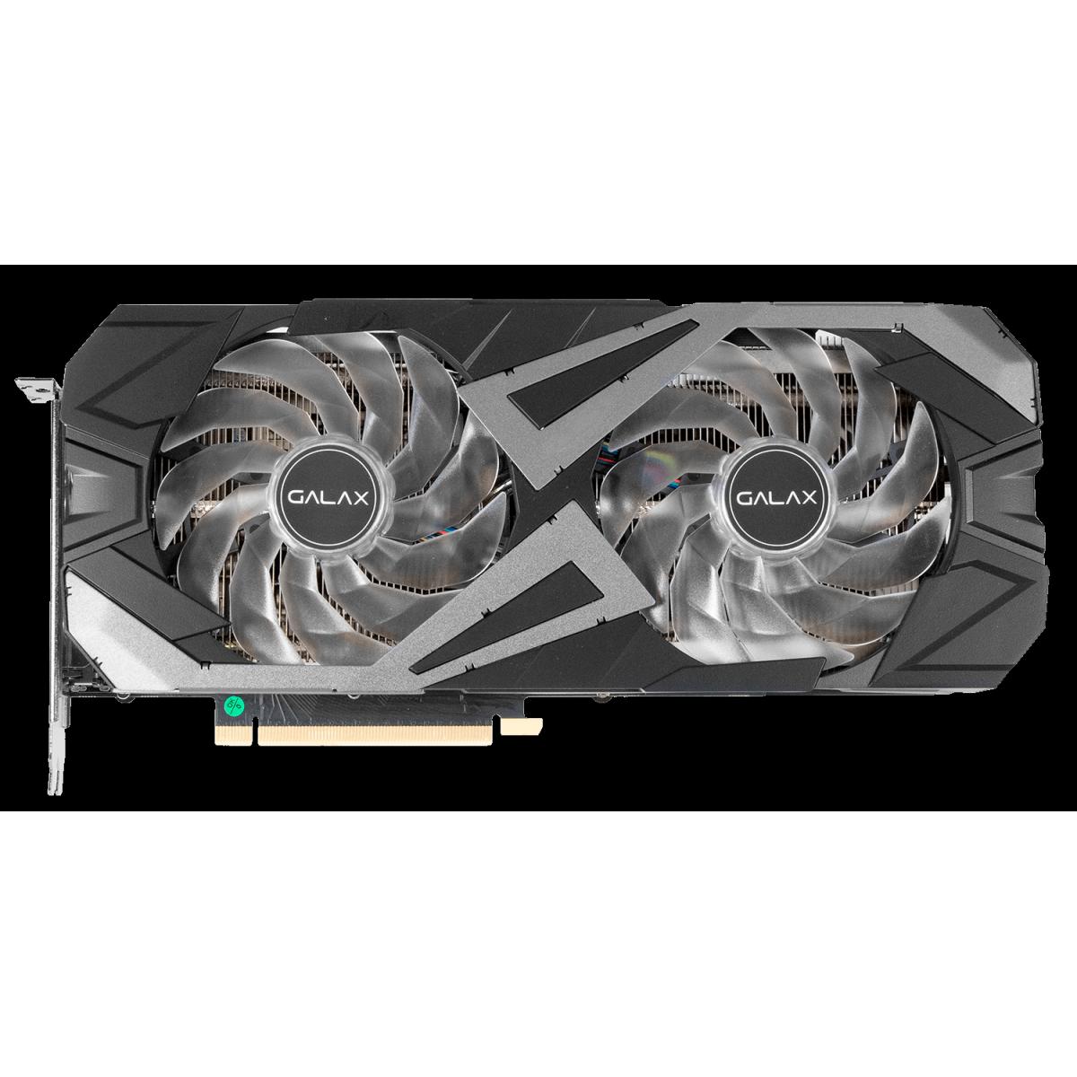 Placa de Vídeo Galax, GeForce, RTX 3070 EX, 1 Click OC, 8GB, GDDR6, 256Bit, 37NSL6MD2V7V
